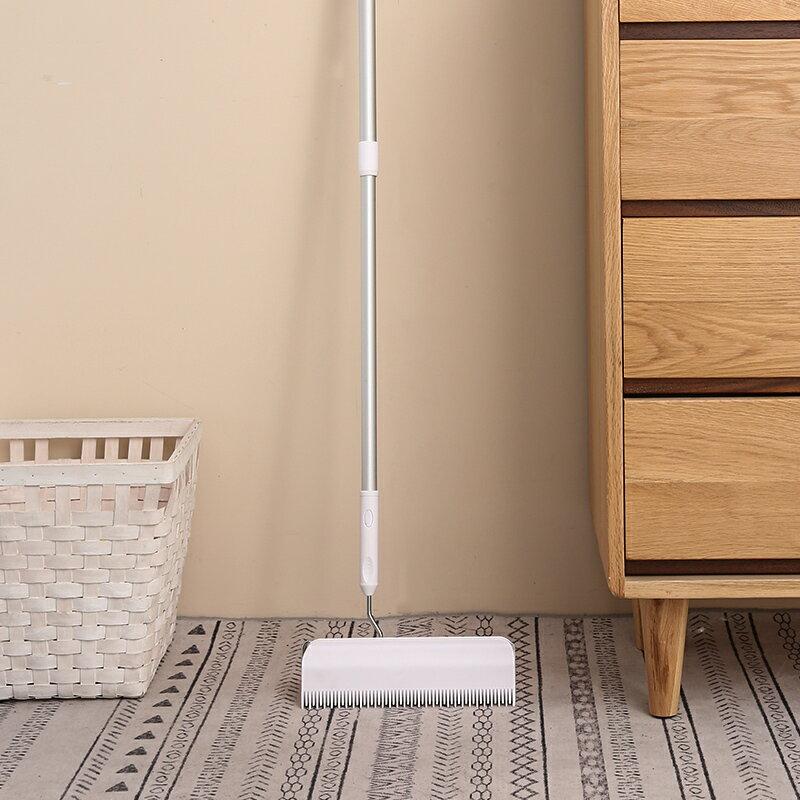 可伸縮地板粘毛器大號加長家用可撕式粘頭發 雙十一