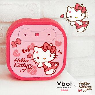 掃地機【Y0019】Vbot x Hello Kitty 二代限量 鋰電池 智慧掃地機器人(極淨濾網型)粉 完美主義