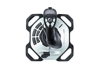 【迪特軍3C】Logitech 羅技 公司貨 EXTREME 3D PRO 遊戲手把 閃靈鈦翼 方向舵 遠近攻擊 精準