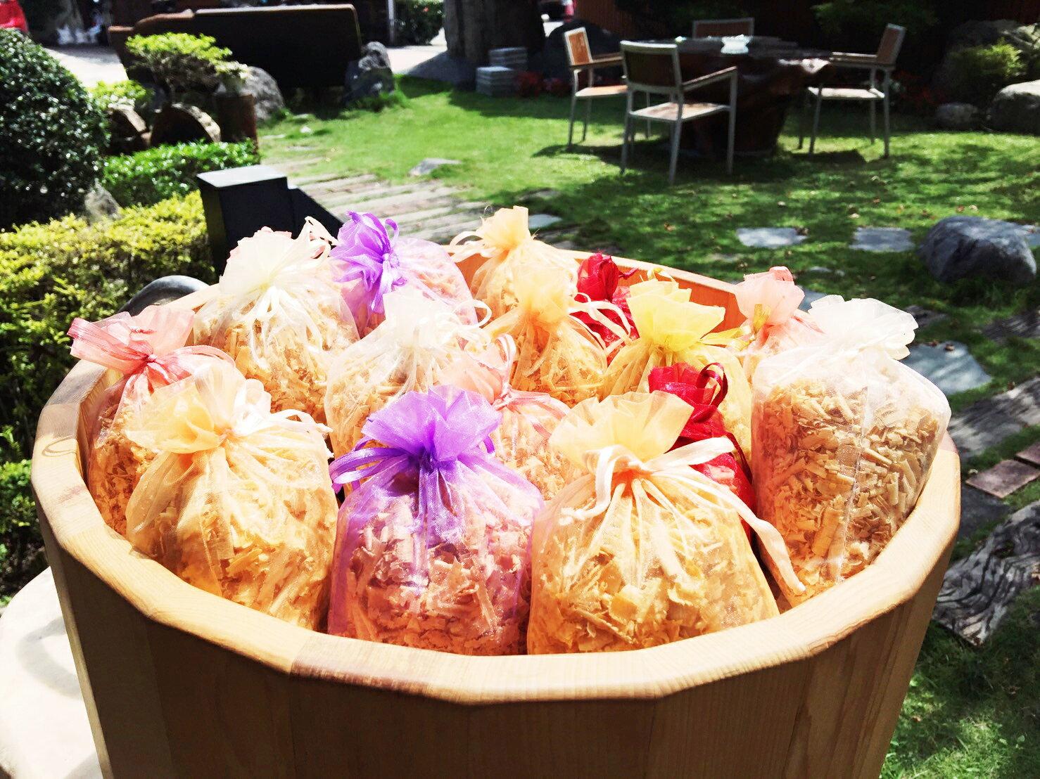 檜木居🌳 台灣檜木聞香包 天然防蚊除濕💨可放衣櫥、室內、綁在電風扇口/冷氣出風口