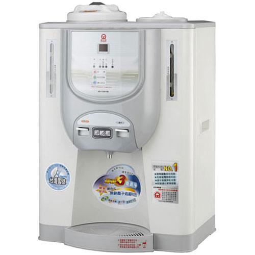 【晶工】10.1L節能智慧型溫熱開飲機 JD-5301B