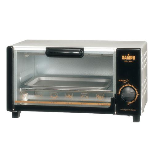 聲寶 6L電烤箱 KZ-LA06