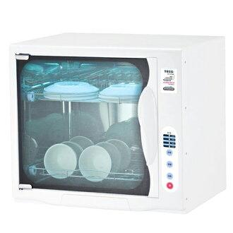 【TECO東元】紫外線烘碗機 XYFYE075UV