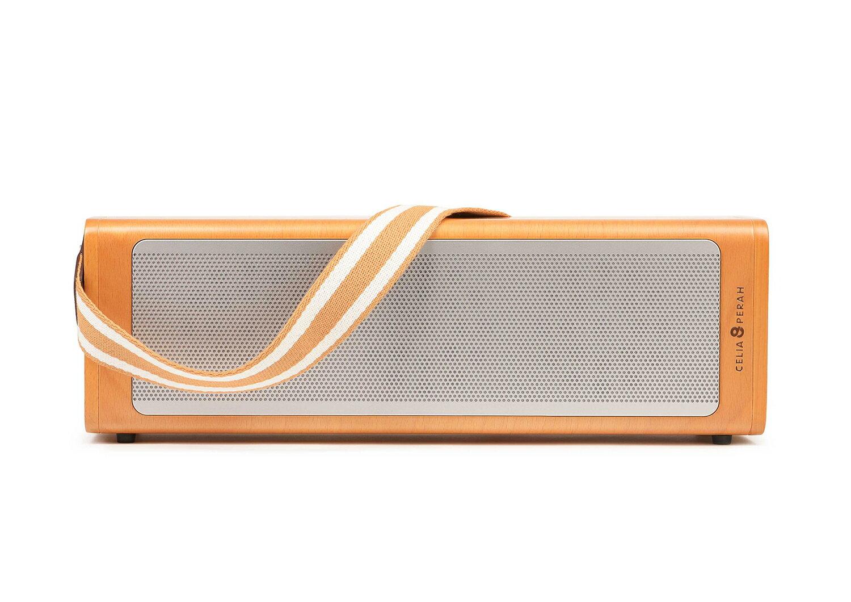 Celia&Perah P4 無線高傳真曲木音響 台灣純手工製造
