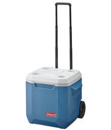 《台南悠活運動家》美國Coleman 37L XTREME拖輪冰箱 (排水孔) 保冷冰桶 四日鮮 CM-02115