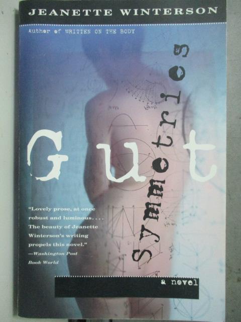 【書寶二手書T8/原文小說_HOD】Gut Symmetries_Winterson, Jeanette