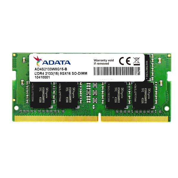 【新風尚潮流】 威剛筆電型記憶體 NB 16G 16GB DDR4-2133 AD4S213316G15-R