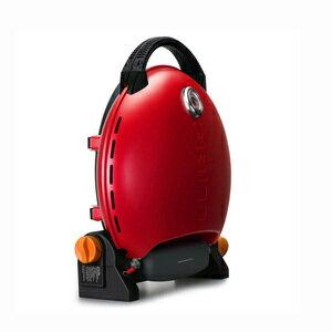 ├登山樂┤O-Grill|3000T 美式時尚可攜式瓦斯烤肉爐-紅 #3000TRD