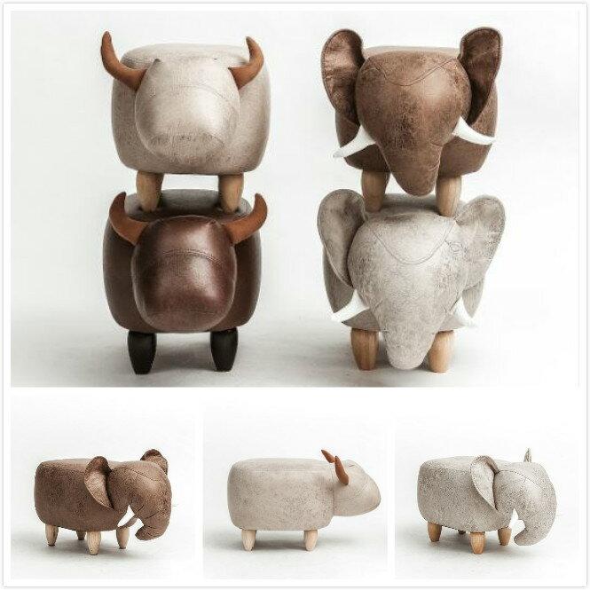 動物造型椅 兒童椅 換鞋椅 擱腳凳 休閒椅 矮凳 矮椅 椅凳 椅子 小矮凳 居家椅 造型椅 2