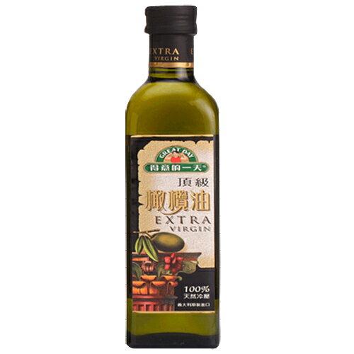 桂格得意的一天頂級橄欖油500ml【愛買】