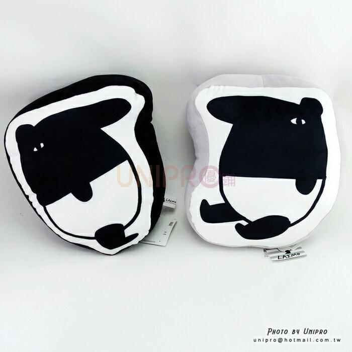 【UNIPRO】馬來貘 LAIMO 28公分 QQ彈力 抱枕 午安枕 靠枕 禮物 正版授權 馬來膜 來貘