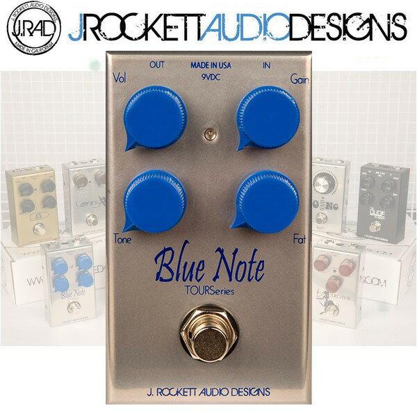 ~非凡樂器~J.RAD Blue Note Tour Series 藍調失真效果器  美國
