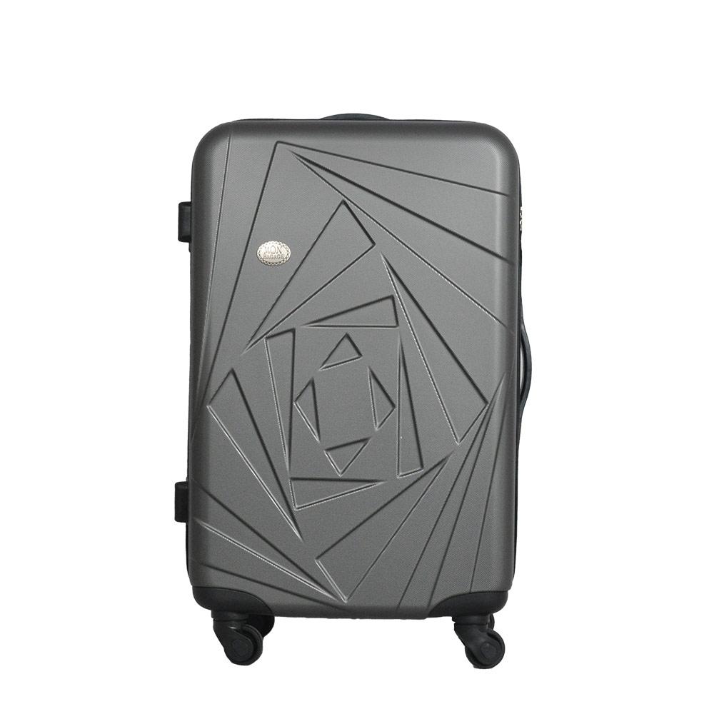Mon Bagage 巴黎風情系列ABS輕硬殼 24寸 旅行箱 行李箱 5