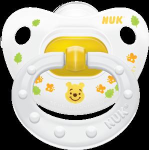 【迷你馬】NUK 迪士尼矽膠安撫奶嘴(初生型)