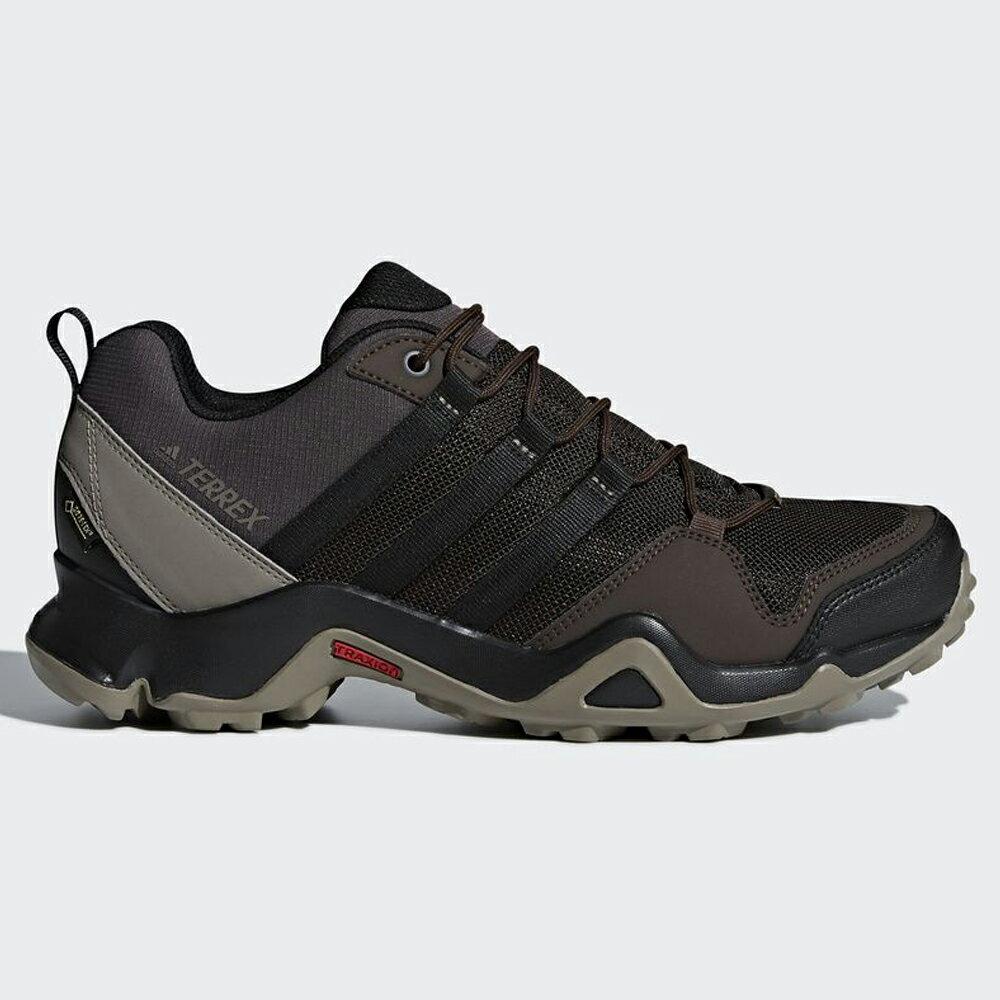Adidas Terrex AX2R GTX 男鞋 登山 越野 防水 深棕 【運動世界】 CM7716