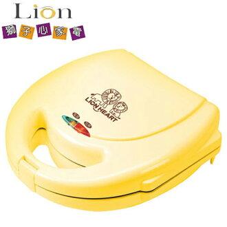 ★熱賣商品★LION獅子心圓型厚片鬆餅機LWM-118 **免運費 ** *** 免運費 ***