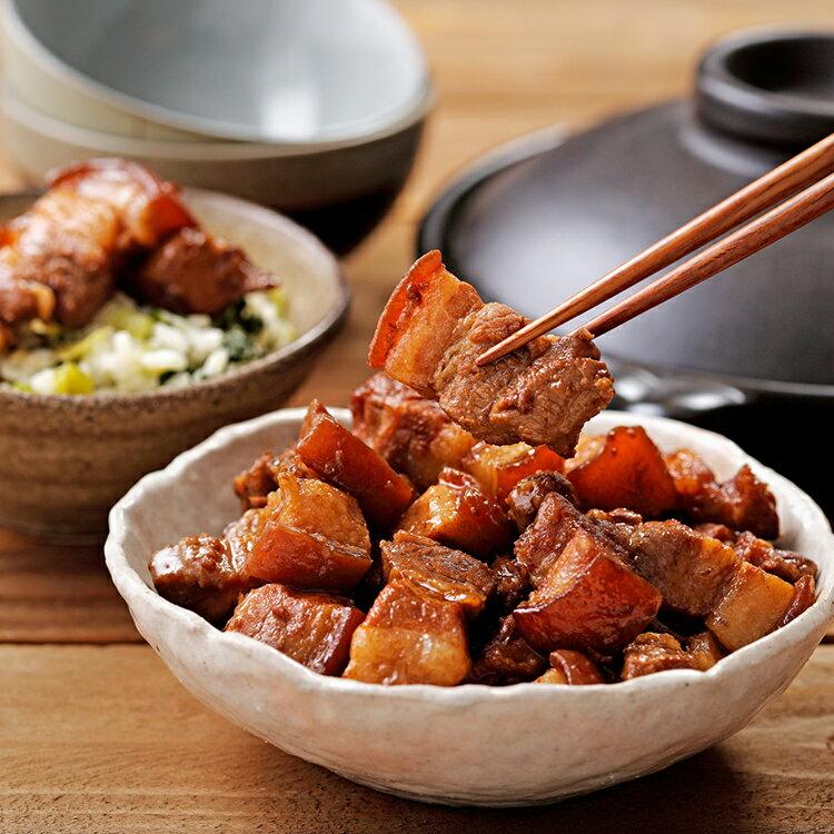 熱銷**阿婆紅燒肉(500g/包)-上海風味 0