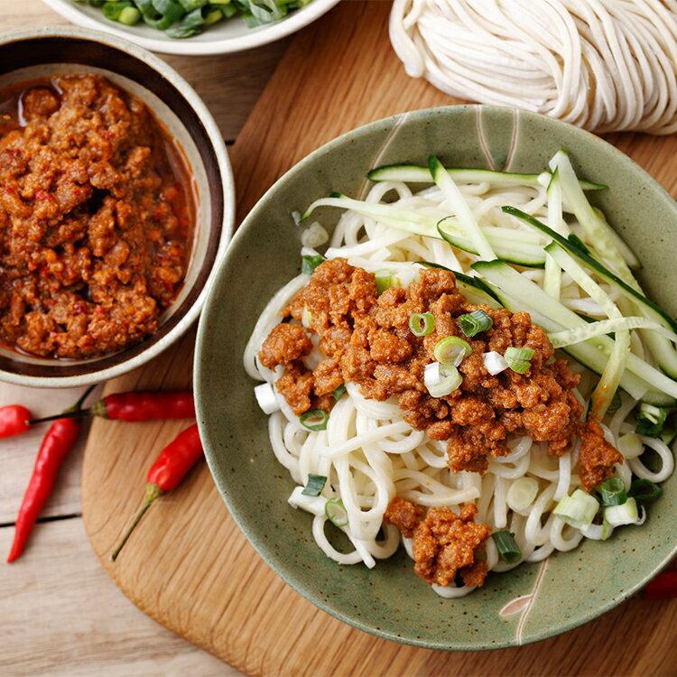 達叔家鄉肉醬-達叔私房菜(原味.辣味.麻辣,80g*6) 1