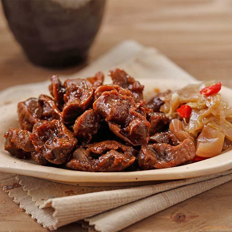 滷雞胗-達叔私房菜(180g/包) 0