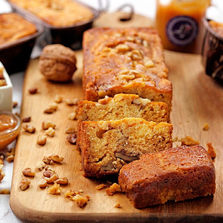 焦糖核桃磅蛋糕-核氣相焦(120g或500g/條) 0