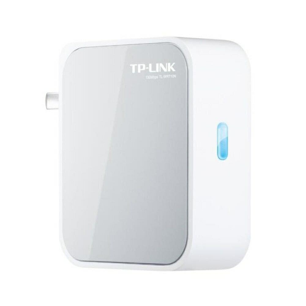 路由器 TP-LINK TL-WR710N便攜式迷你無線路由器有線轉WIFI信號放大器 MKS 清涼一夏钜惠