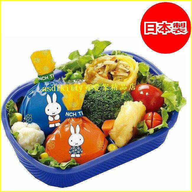 asdfkitty可愛家☆米飛兔3色飯糰包裝紙-方便拿取食用-可愛形狀刺激食慾歐-日本製