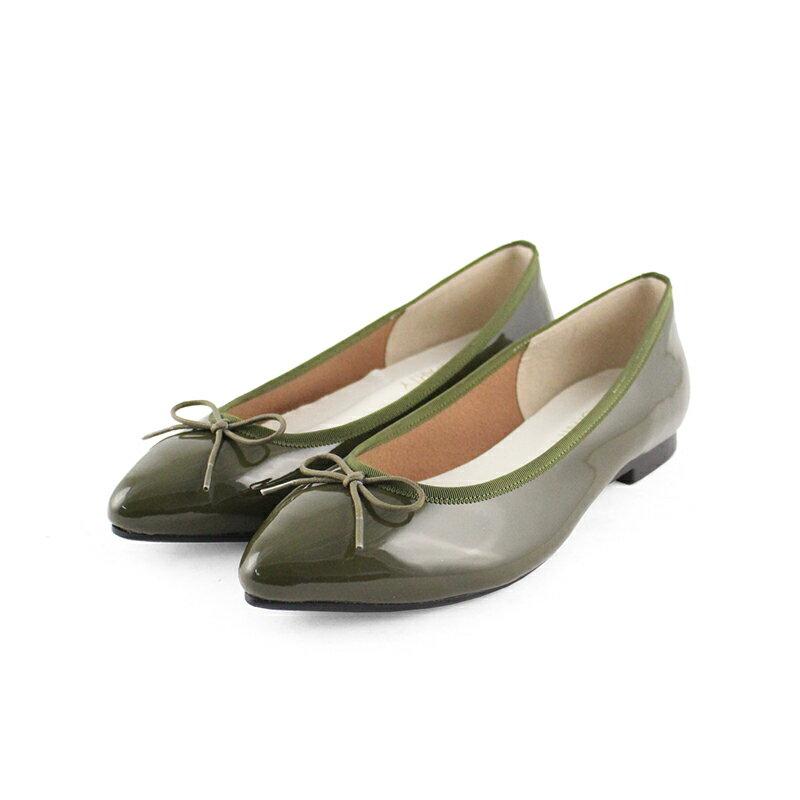 【現貨】【F2-17525P】日本製防水系列-尖頭芭蕾_Shoes Party 6