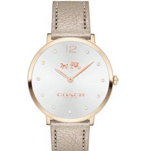 COACH 閃耀佳人皮帶腕錶 14502684