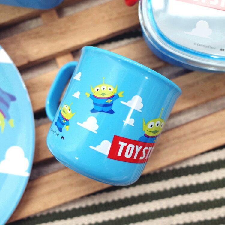 PGS7 日本迪士尼系列商品 - 迪士尼 三眼怪 藍天 白雲 系列 塑膠杯 水杯 杯子【SEJ7811】