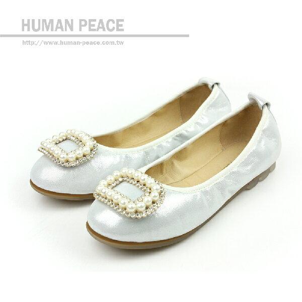HUMAN PEACE 休閒鞋 白 女款 no044