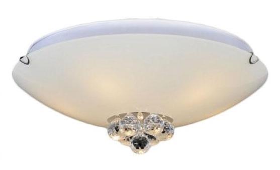 水晶奢華風★低調X設計花,吃了那顆芯bud5燈吸頂燈★永旭照明LS-5068-1A(103025)