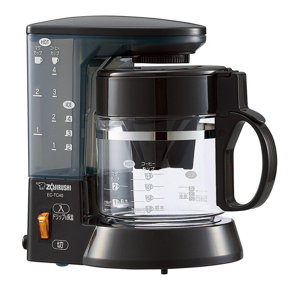日本必買 ZOJIRUSHI  象印 珈琲通 EC-TC40 基本款 咖啡機 淨水 四人份 540ml