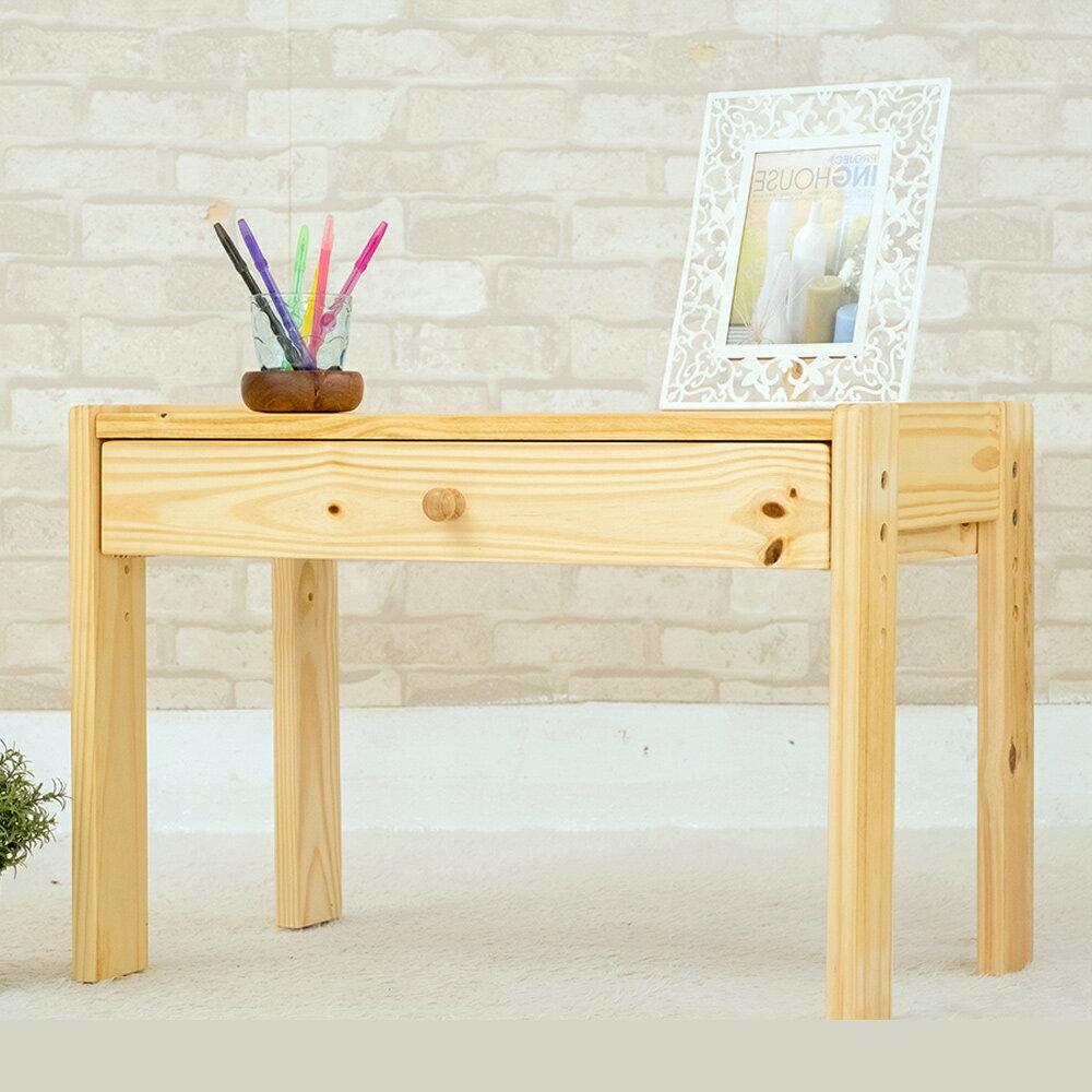 JP Kagu嚴選 DIY兒童兩段調整型原木色書桌(BK4151) 1