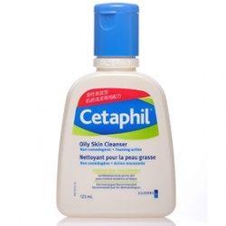 Cetaphil舒特膚油性肌膚專用溫和潔膚乳125ml瓶◆德瑞健康家◆