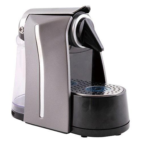 【雀義咖啡Cellini】雀義膠囊咖啡機★氣質灰★