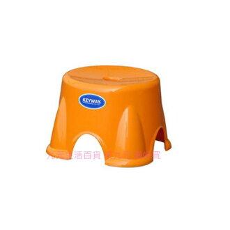 【九元生活百貨】聯府 RC-656 小旺旺圓椅 板凳 兒童椅 塑膠椅 RC656