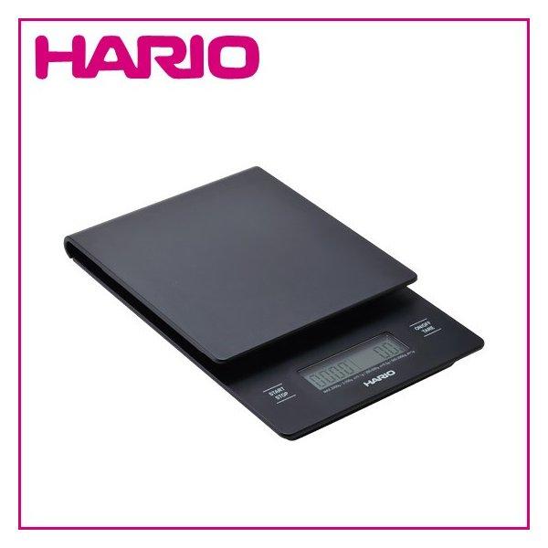 HARIO 專業電子秤 VST-2000B 可同時計時 V60 磅秤 手沖專用 最大2000g 『可刷卡』代理商公司貨 保固一年