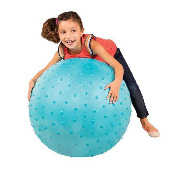 【奇買親子購物網】美國B.Toys漂浮河豚健力球