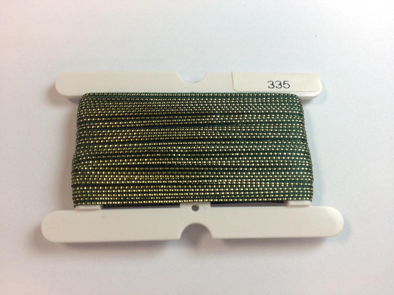 Petals緞帶刺繡- 金蔥仿絲帶 3mm 500cm (35色) 7
