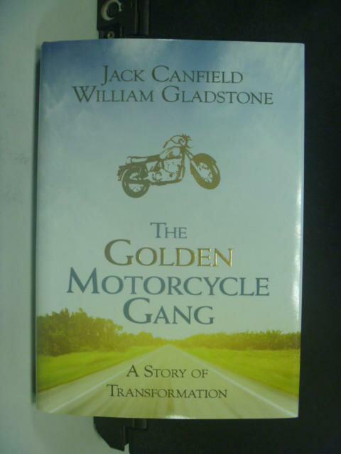 【書寶二手書T3/原文書_HHE】The Golden Motorcycle Gang_Canfield