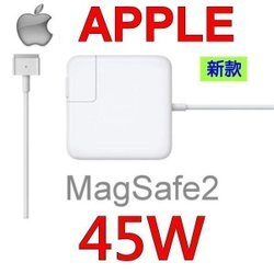 蘋果 APPLE 原廠規格 45W MagSafe2 T字頭 全新 變壓器 充電器 電源線 充電線 14.85V 3.05A Macbook Air 11吋 13吋 A1436,A1465,A1466,MD223,MD223B,MD223LL,MD223K,MD223F。