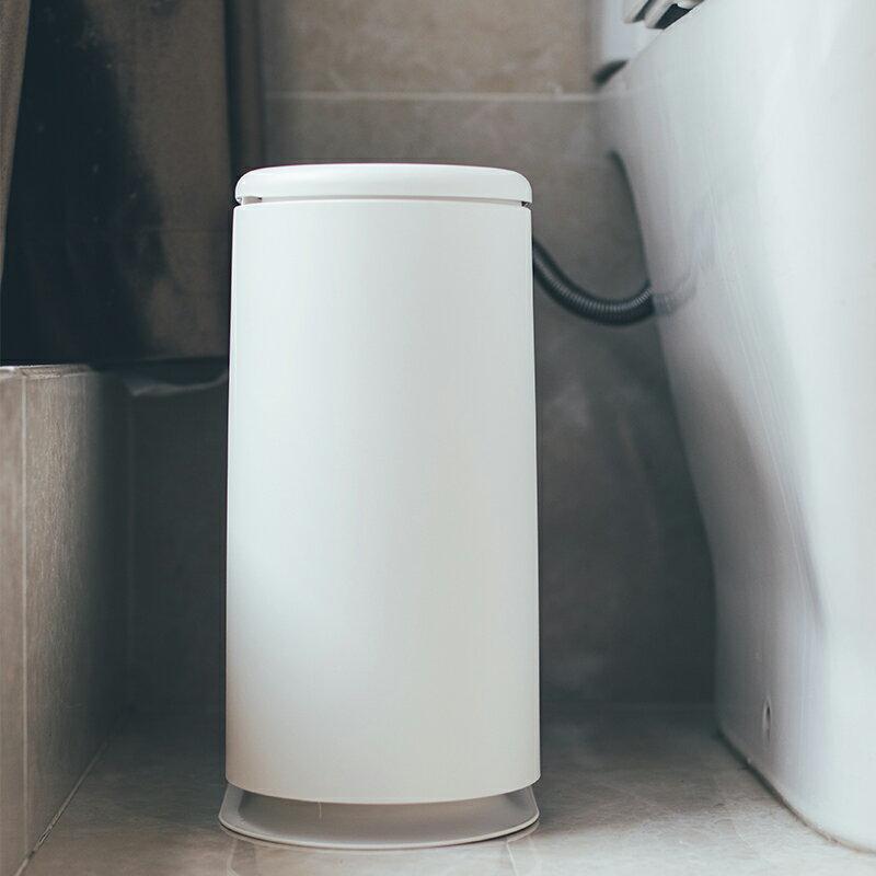 北歐風廢紙簍家用客廳創意衛生間廚房干濕分離垃圾分類垃圾桶帶蓋