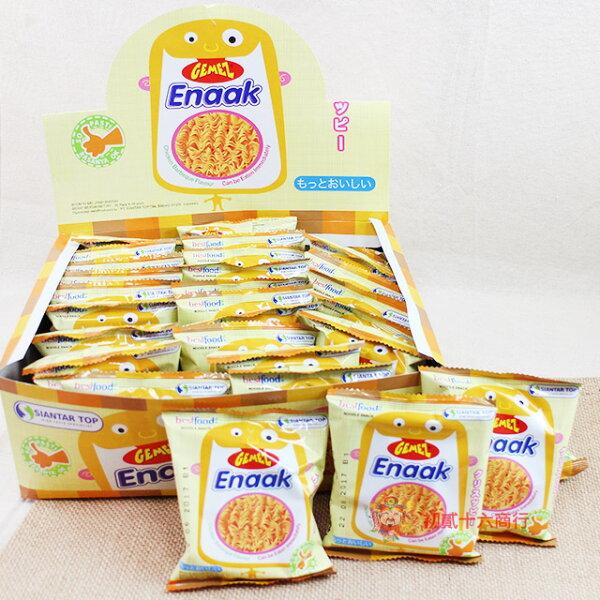 【0216零食會社】Enaak-炸雞風味點心麵-現貨