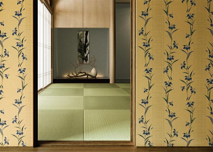 B134B-191-05 系列日本壁紙 日式和風 傳統花紋 古典