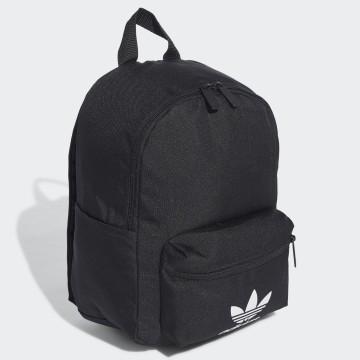 KUMO SHOES-adidas Originals Mini Backpack 三葉草 後背包 小背包 小包 女 黑色 GD4575