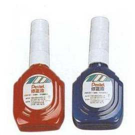 PENTEL 飛龍 ZL1-W 修正液 18ml / 瓶 (瓶身顏色採隨機出貨)