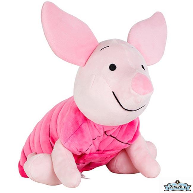 **雙子俏媽咪親子館** 美國ZOOBIES X DISNEY 迪士尼多功能玩偶毯 / 毛毯 / 玩偶 / 抱枕 【正版授權】- 小豬Piglet