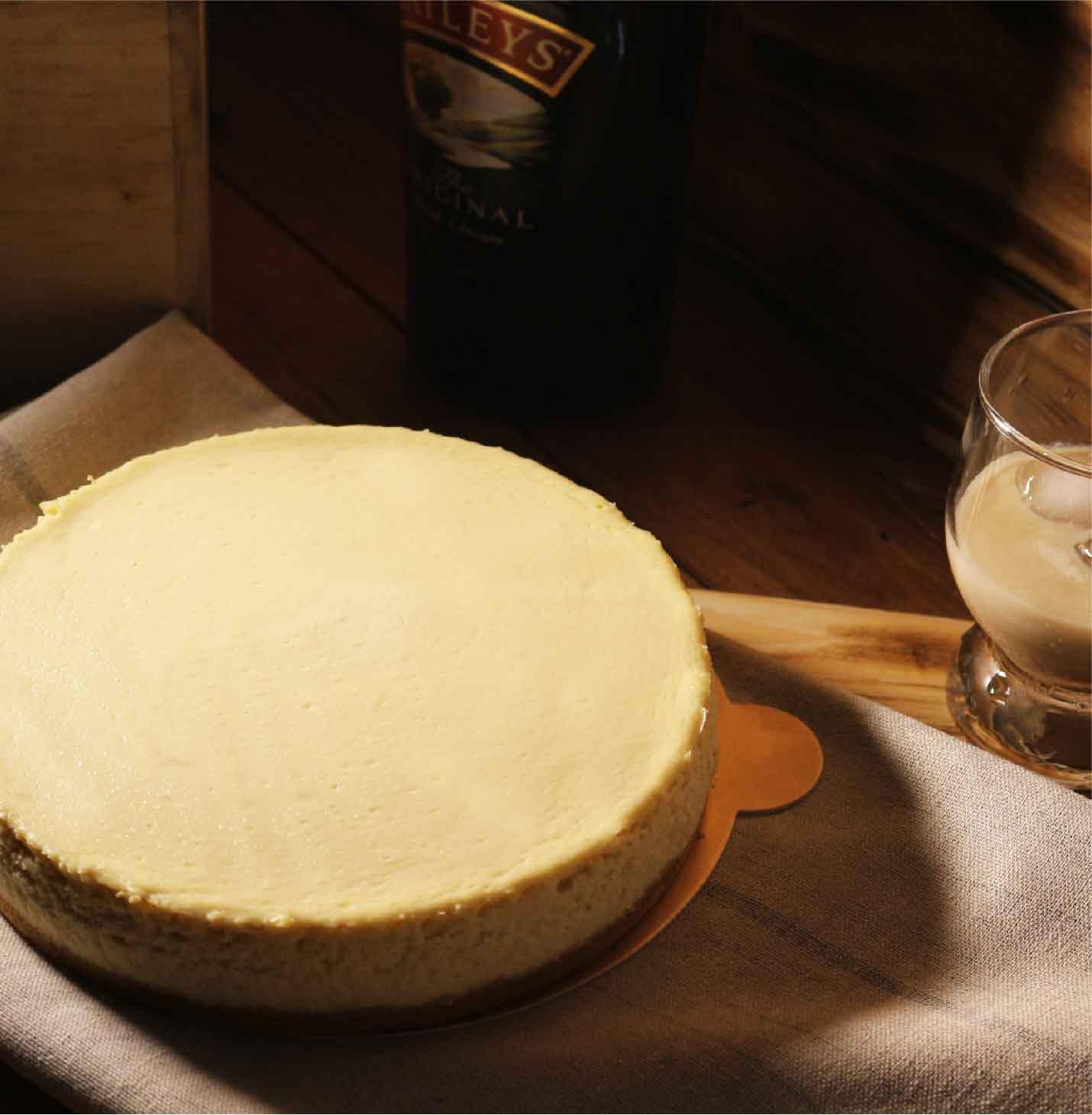 真騎士.貝里斯奶酒重乳酪蛋糕 『含運費』 海克力士