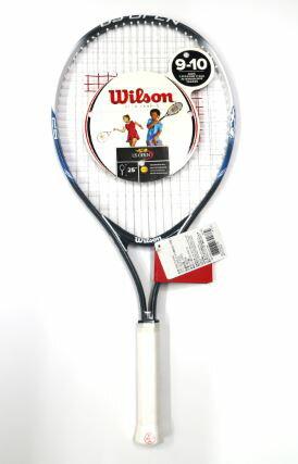 [陽光樂活=] Wilson US OPEN 25 青少年網球拍 (穿線) - WRT210300【12/7單筆滿499結帳輸入序號 12SS100-4 再折↘100   單筆滿1200結帳輸入序號 ..