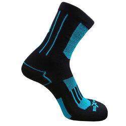 EGXTech WP-2 破浪者防水機能襪 黑藍(二款尺寸可選)